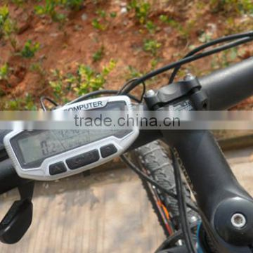 28 Functions Large LCD Speedometer Bicycle Computer