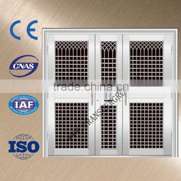 Indian Gril Door Designs Double Stainless Steel Door Of Stainless