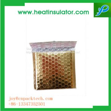 Shiny Metallic Foil Bubble Heat Insulation Mailer Envelopes