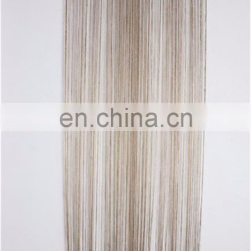 India style string curtains for window fabric