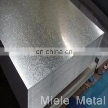 DIN17162 EN10327 0.20-1.2 mm galvanized steel sheet