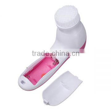 Factory direct supply genuine artifact face cleansing instrument face wash electric cleansing brush to clean pores