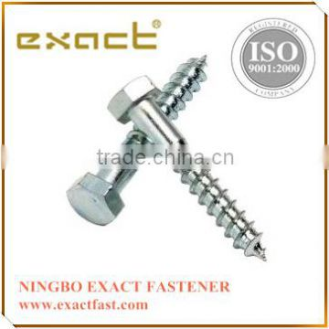 Wood screw hex head High quality competitive price