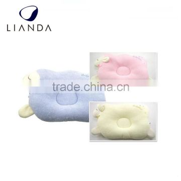 new product foam baby pillow/ bolster pillow for babies/ baby neck roll pillow CE certificate