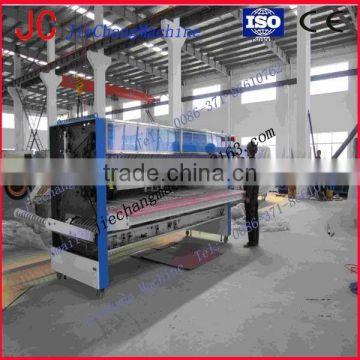 Jiechang Sheet, Table, Clothes, Bed Sheet Automatic Folding Machine,industrial  Folder Machine