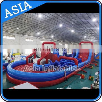 Event Giant Insane inflatable obstacle course for sale