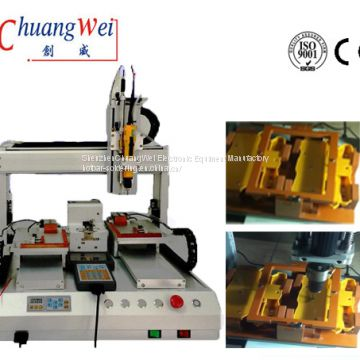 Electronics Assembly Screw Tightening Machine Screwdriver Machine,CWLS-1B