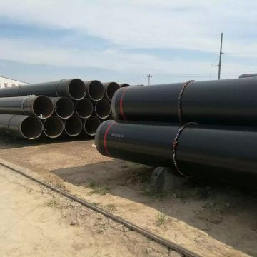 3PE coating lsaw steel pipe API 5L X42M PSL2 manufacturer