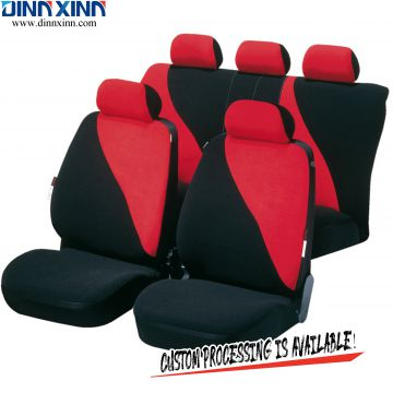 DinnXinn Cadillac 9 pcs full set PVC leather leather seat cover car Export China