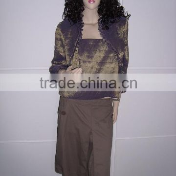 Silk Top Garment