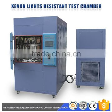 machinery Environmental Sunlight Lamp Weathering Accelerated Xenon Aging Testing Chamber
