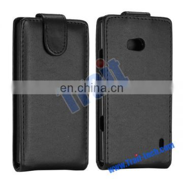 Commercial Style Vertical Flip Leather Mobile Phone Case for Nokia Lumia 930