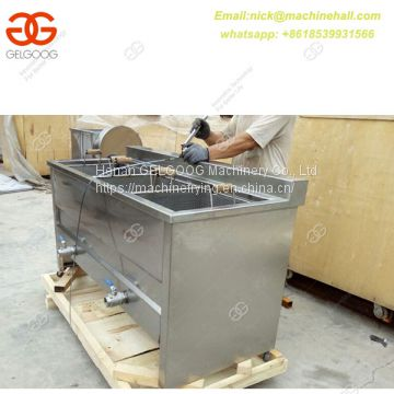 3 Basket Commercial Deep Fryer|Factory Fried Potato Chips 3 Tanks Basket Fryer|Fried French Fries Frying Machine