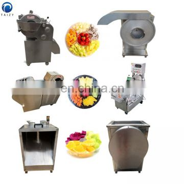 potato dicer machine ginger tomato carrot dicing machine fruit vegetable slicer