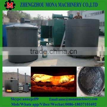 Charcoal coconut shell /oven/stove/kiln/Lifting carbonization furnace