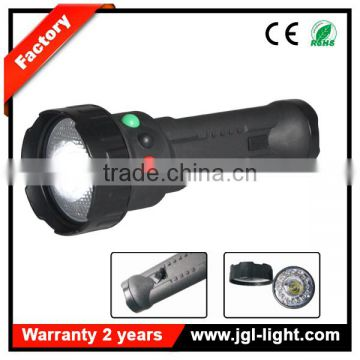 Guangzhou led portable field lighting CREE 3W emergency signal torch A370