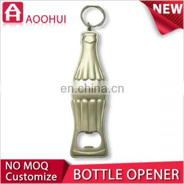 Top sales antique gold souvenir wall bottle opener