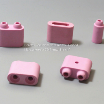 alumina ceramic beads for PWHT ceramic pad heater
