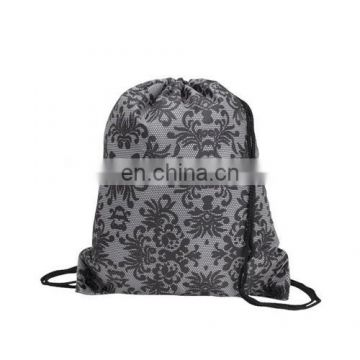 Promotional recyclable wholesale canvas cotton bag/canvas drawstring bag/cotton drawstring bag