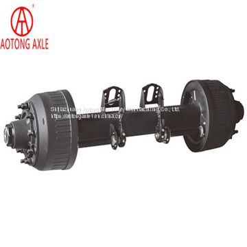 18 Ton Germany Type Drum Axle Series