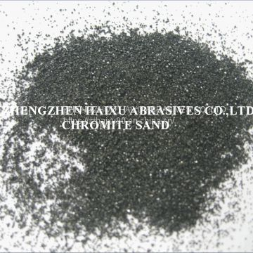 46%Cr2O3 Foundry chromite sand used for steel casting