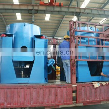 Centrifugal Separator Machine Gold Dredge Power Sluice Concentrator
