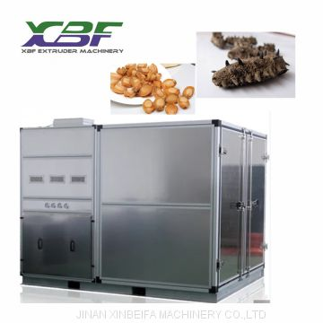 Commercial Uniform Air Dryer/No-Pollution Air Source Sea Food Heat Pump Dryer Machine