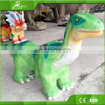 Kids mini dinosaur ride electric animal scooter rides