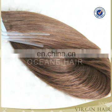 30 inch remy invisible tape hair extensions curly tape hair extensions