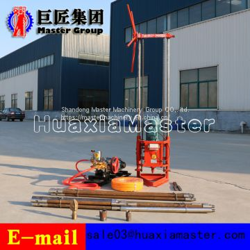 It can drill qz-2a three-phase portable electric coring drill with a depth of 20 meters