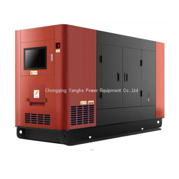 Weichai Diesel Engine 4 Cylinders Generator Set 15Kw 18.75Kva Home Use Diesel Super Slient Genset
