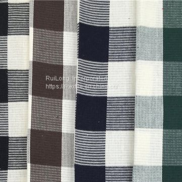 100% Cotton Yarn-dyed Fabric