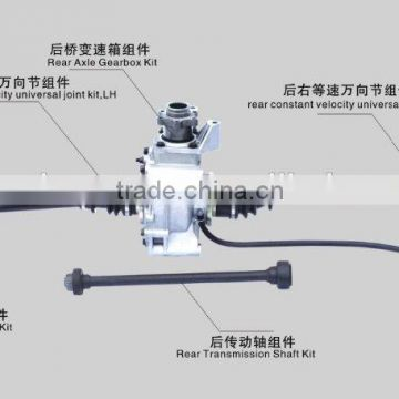 ATV Rear Axle Assembly,Used on HISUN, HS500,HS600,HS700 ATV