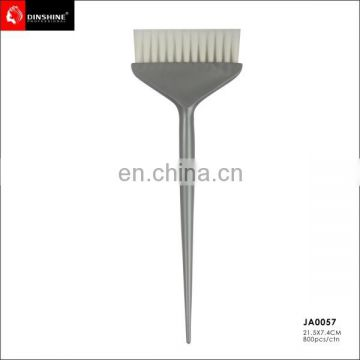 beauty salon plastic transparent white coloring brush cutter