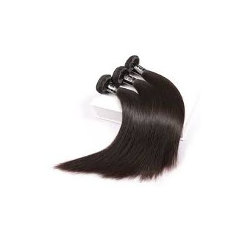 Beauty And Personal Care 16 Inches Yaki Straight For Black Women Peruvian Human Hair Natural Wave