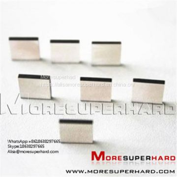 CVD synthetic diamond plates Alisa@moresuperhard.com