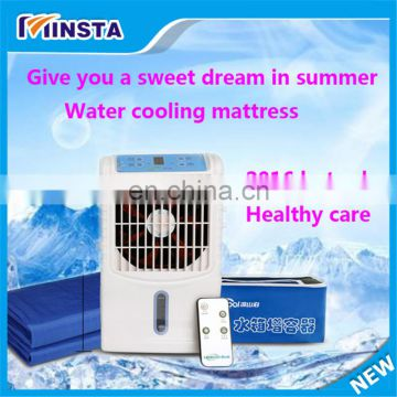Give you a sweet dream in summer-portable air conditioner 6w water cool gel mattress pad