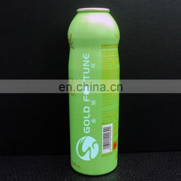 Wholesale 8 Colour Empty Aerosol Hair Spray Can / Bottle