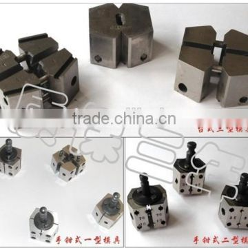cold welding mould / press welder dies / welding dies used in welding  copper wire, aluminum wire of dies and accessories from china suppliers -  101609583