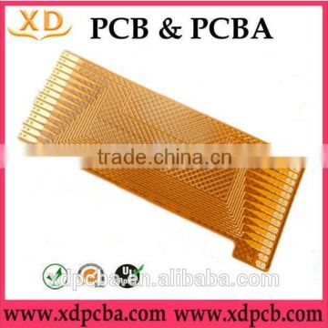Double side PCB fpcb cheap led flex pcb board double sides