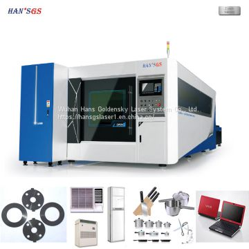 1000 Watt Stainless Steel Laser Cutting Machine/Laser Cutter for Metal Sheet Cutting