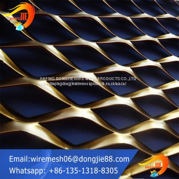 China suppliers hot sale stainless steel expanded wire mesh customer requirements