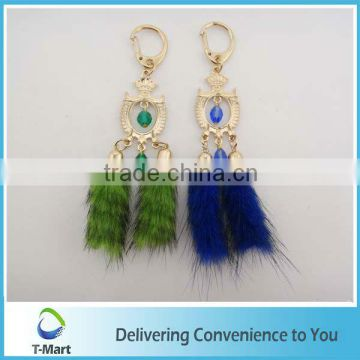 New design Round Feather Pendant for shoes, bags, clothings, belts and all decoration