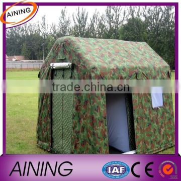 Waterproof Polyester Canvas Fabric For Tent