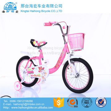 2017 newest model children bicycle Manufacturer wholesale kids bicycle / children bicycle