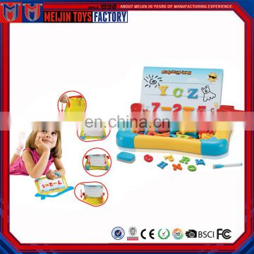 Custom made cheap education funny puzzle kids learning board