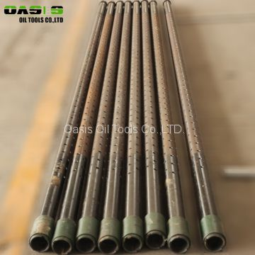 Manufacture API Perforated Filter Pipe for Well Drilling