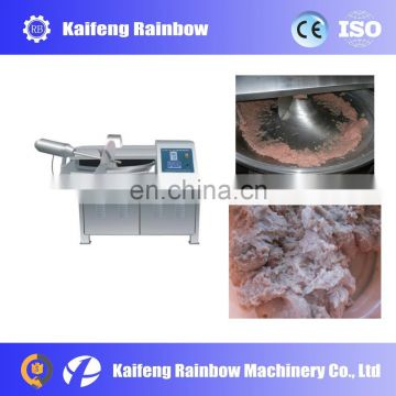 Stainless Steel Meat Bowl cutter machine/Chopper Mixer machine/Meat chopper Machine