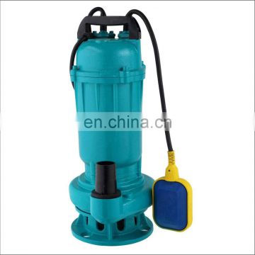220v 50hz portable electric submersible sewage pump price