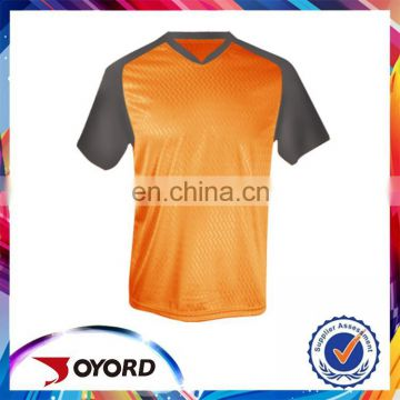 new polyester fittness new model football soccer jersey